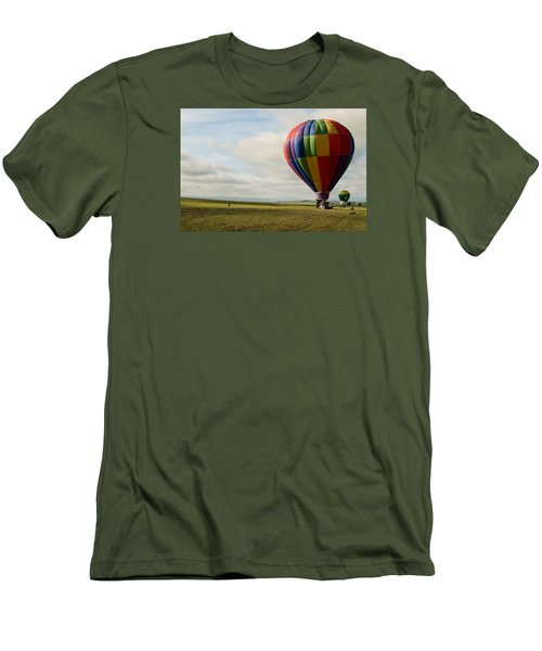 Raton Balloon Festival Men's T-Shirt (Athletic Fit)