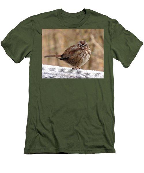 Rats ......it's Monday Morning Men's T-Shirt (Slim Fit) by I'ina Van Lawick
