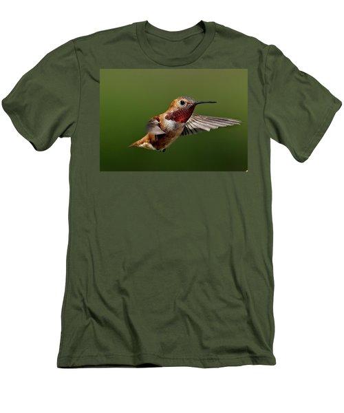 Ready Men's T-Shirt (Slim Fit) by Sheldon Bilsker