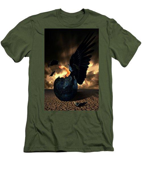 Reborn Men's T-Shirt (Athletic Fit)