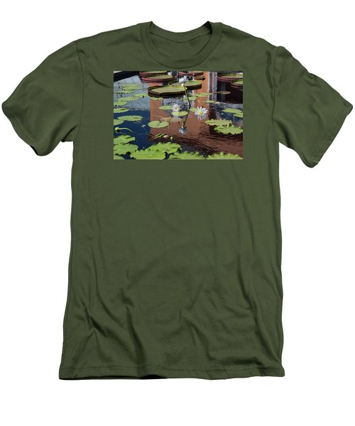 Reflections II Men's T-Shirt (Slim Fit) by Suzanne Gaff