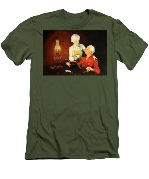 Refreshment  Break Men's T-Shirt (Athletic Fit)