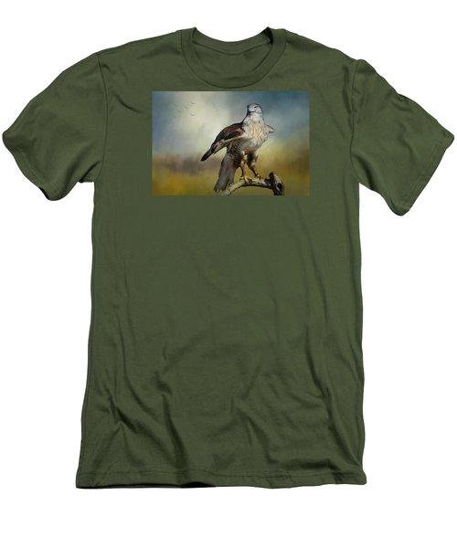 Regal Bird Men's T-Shirt (Athletic Fit)