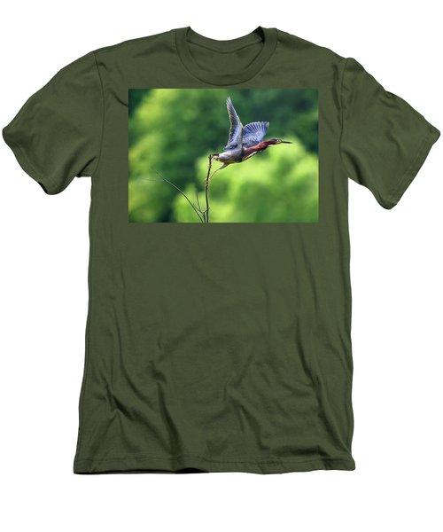 Release Point Men's T-Shirt (Athletic Fit)