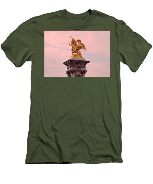 Renommee Des Sciences Men's T-Shirt (Athletic Fit)