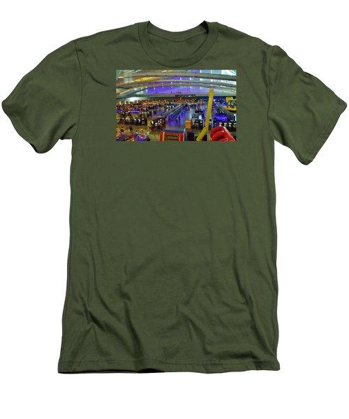Replay Fx 2015 #1 Men's T-Shirt (Slim Fit) by William Bartholomew