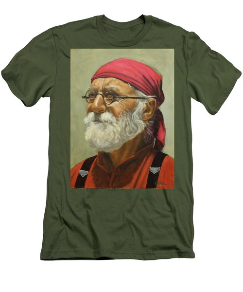 Rickabod At High Noon Men's T-Shirt (Athletic Fit)