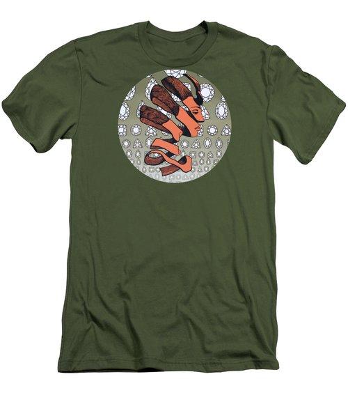 Rind Beauty Men's T-Shirt (Slim Fit) by Malinda Prudhomme