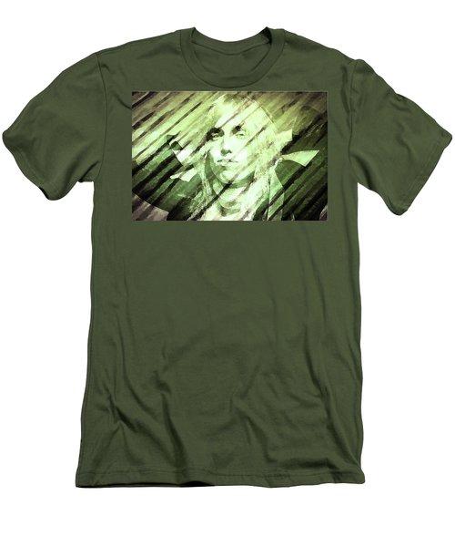 Rip Tom Petty Men's T-Shirt (Athletic Fit)