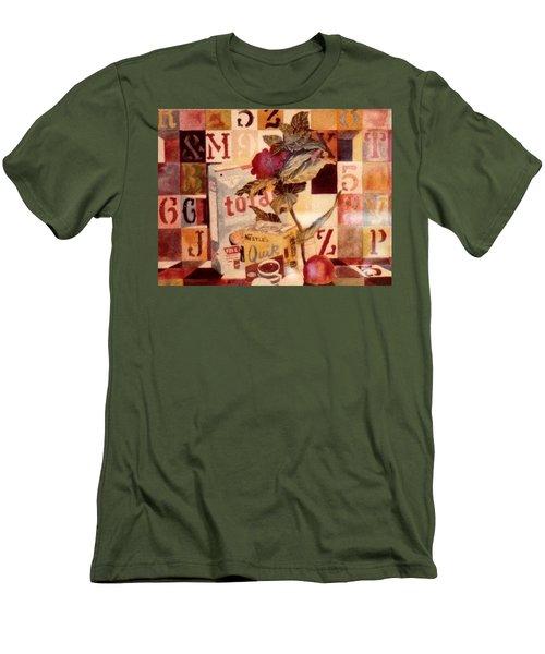 Rise And Shine Men's T-Shirt (Slim Fit) by Bernard Goodman