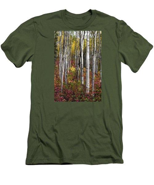 Riser Men's T-Shirt (Athletic Fit)