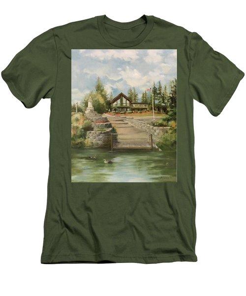 Rita's House Men's T-Shirt (Athletic Fit)