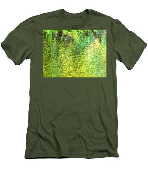 River Sanctuary Men's T-Shirt (Athletic Fit)