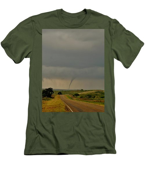 Road To The Twister Men's T-Shirt (Athletic Fit)