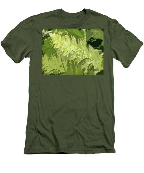 Roadside Fern 2 - Men's T-Shirt (Athletic Fit)