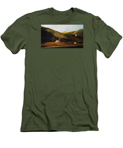 Roadside Men's T-Shirt (Athletic Fit)