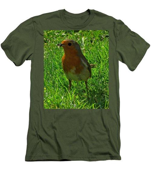 Robin1 Men's T-Shirt (Slim Fit) by John Topman