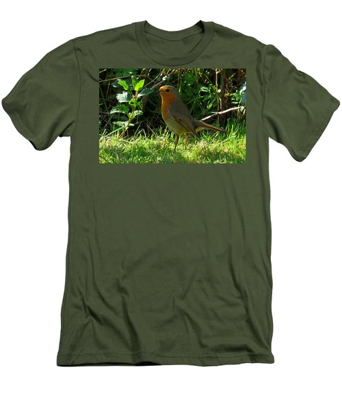 Robin2 Men's T-Shirt (Athletic Fit)