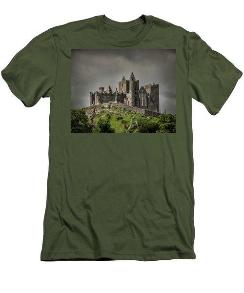 Rock Of Cashel Men's T-Shirt (Athletic Fit)