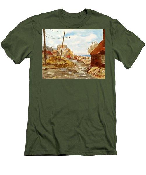 Rockport Coast Men's T-Shirt (Athletic Fit)