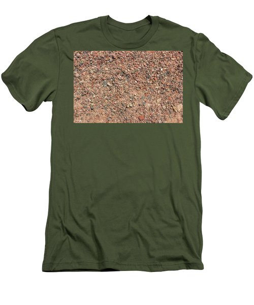 Men's T-Shirt (Slim Fit) featuring the photograph Rocky Beach 3 by Nicola Nobile