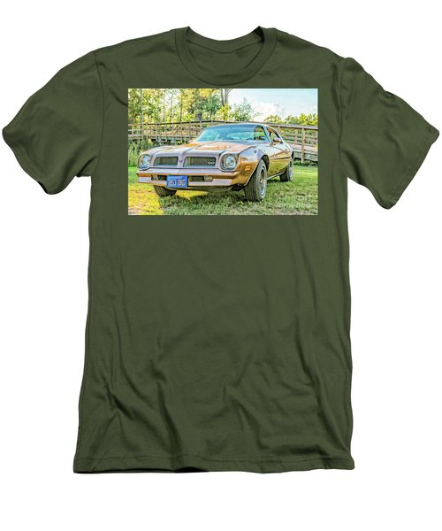Rocky Front Men's T-Shirt (Slim Fit) by Brian Wright