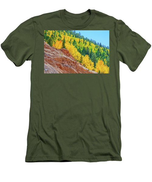 Rod, The Slavic Supreme God, The Creator Of All Life Men's T-Shirt (Athletic Fit)