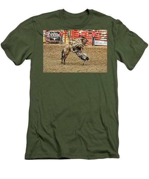 Rodeo 4 Men's T-Shirt (Athletic Fit)