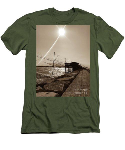 Romantic Ballad Men's T-Shirt (Athletic Fit)