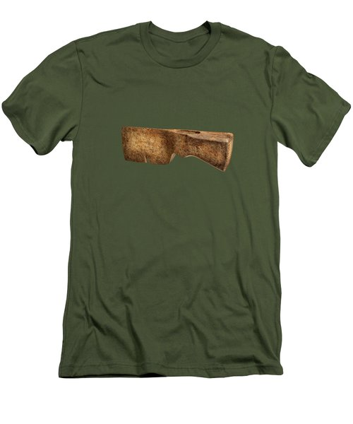 Roofing Hammer Head Men's T-Shirt (Athletic Fit)