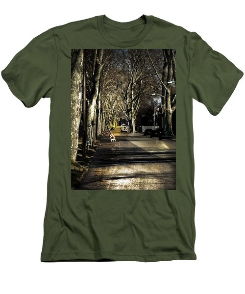 Roosevelt Avenue II Men's T-Shirt (Athletic Fit)