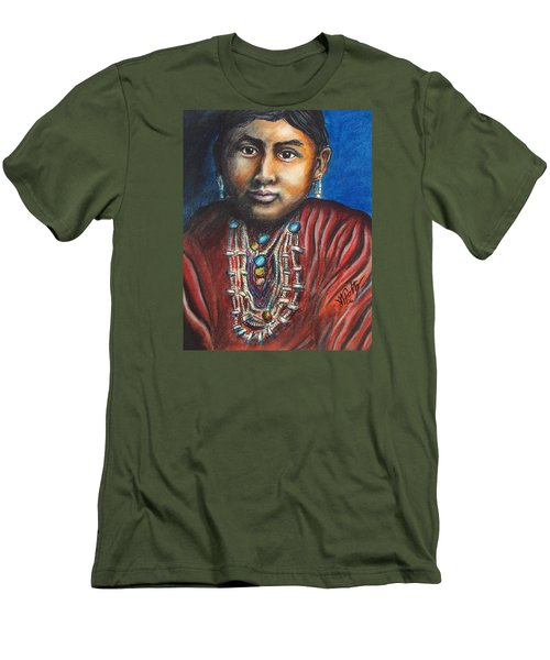 Rosa Men's T-Shirt (Athletic Fit)
