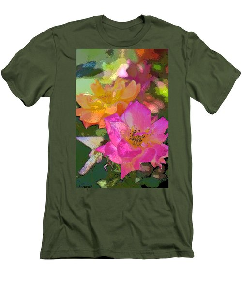 Rose 114 Men's T-Shirt (Athletic Fit)