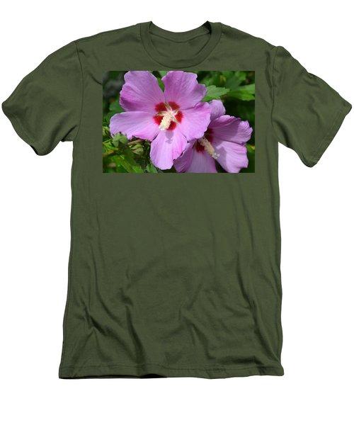 Rose Of Sharon Men's T-Shirt (Athletic Fit)