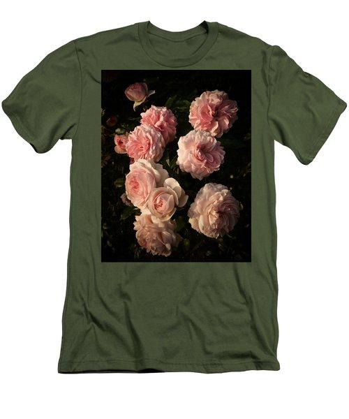 Roses Aug 2017 Men's T-Shirt (Athletic Fit)