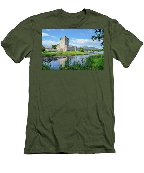 Ross Castle Men's T-Shirt (Athletic Fit)