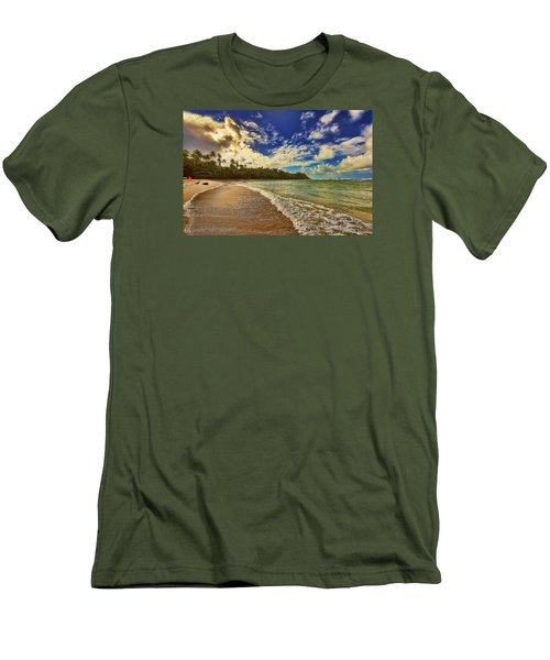 Rough Waters Men's T-Shirt (Athletic Fit)