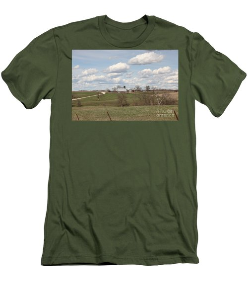 Rural Randolph County Men's T-Shirt (Athletic Fit)