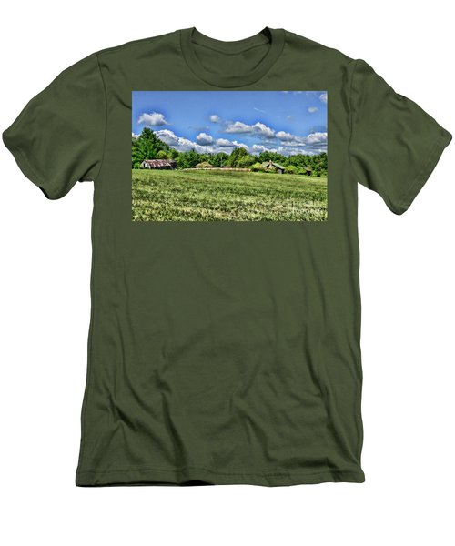 Rural Virginia Men's T-Shirt (Slim Fit) by Paul Ward