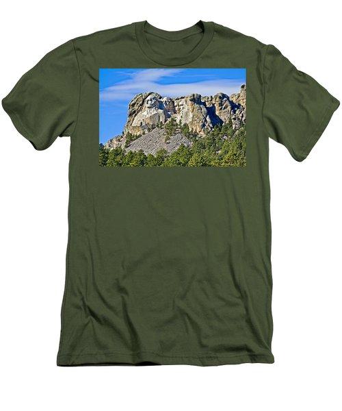 Rushmore Men's T-Shirt (Athletic Fit)