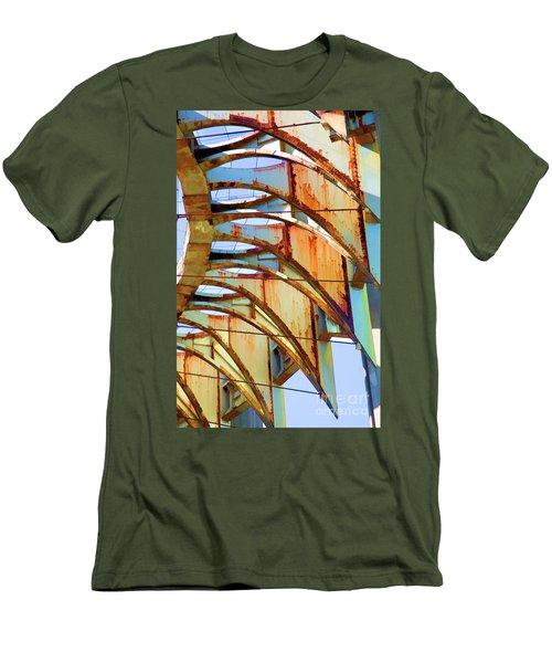 Rust Pavilion World's Fair 1964 Ny Men's T-Shirt (Athletic Fit)