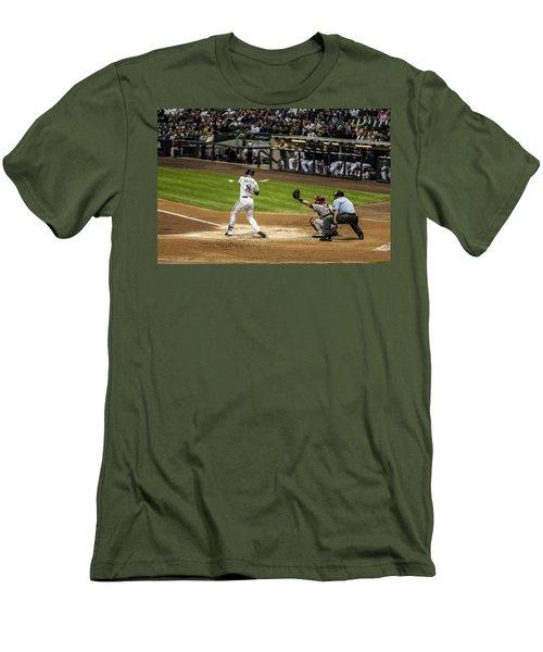 Ryan Braun  Men's T-Shirt (Athletic Fit)