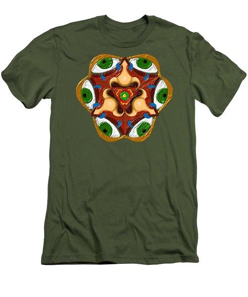 Sad Eyes Men's T-Shirt (Athletic Fit)