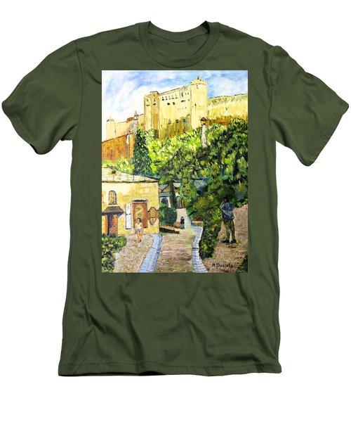 Saltzburg Men's T-Shirt (Athletic Fit)