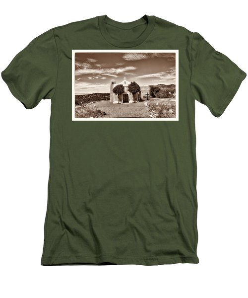 San Francisco De Asis  Est 1839 Men's T-Shirt (Athletic Fit)