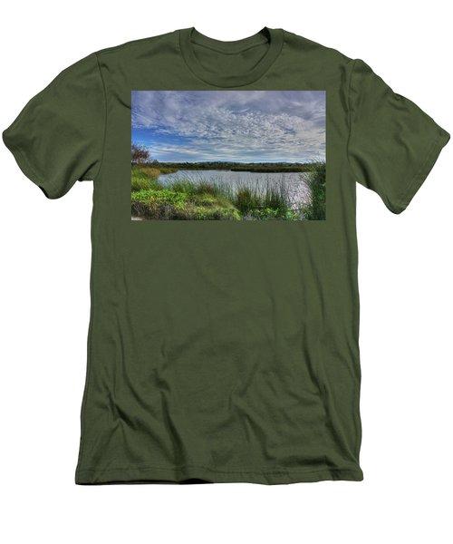 San Joaquin Wildlife Reserve Men's T-Shirt (Athletic Fit)