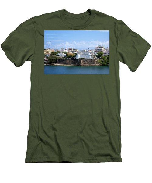 San Juan #1 Men's T-Shirt (Athletic Fit)