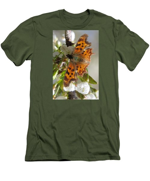 Satyr Comma Men's T-Shirt (Athletic Fit)