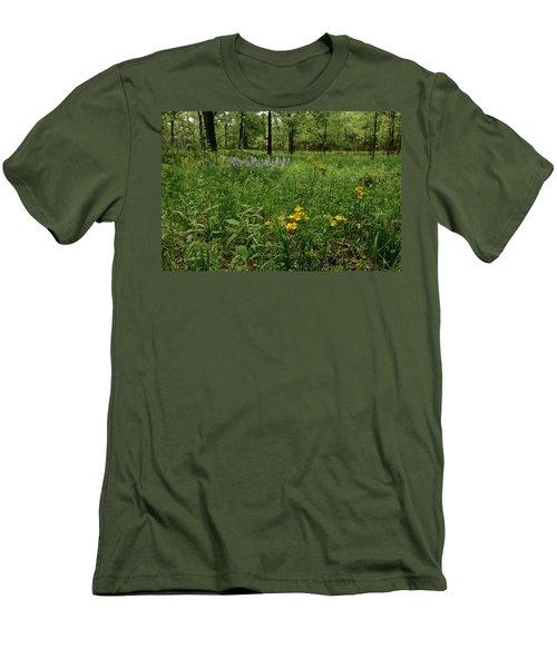 Savanna Men's T-Shirt (Slim Fit) by Tim Good