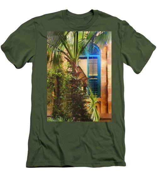 Savannah Window Men's T-Shirt (Athletic Fit)